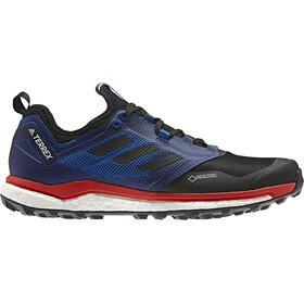 adidas TERREX Agravic XT GTX Shoes Herren core black/core black/blue beauty